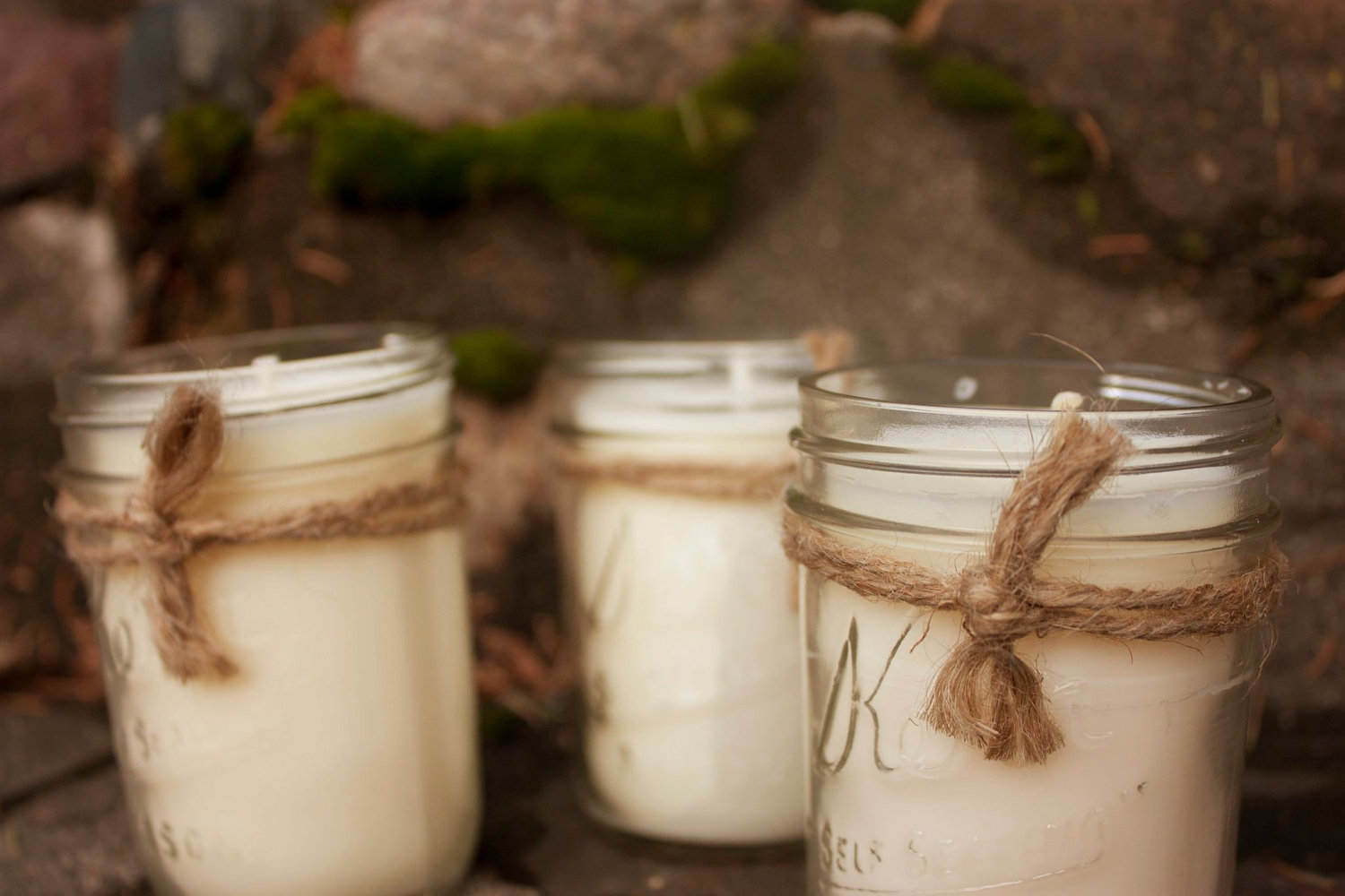 Choose Any 5 Soy Candles