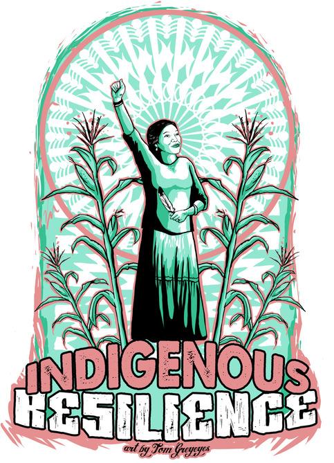 Quot Indigenous Resilience Quot 11x14 Quot Digital Print On Storenvy
