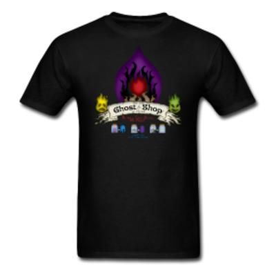 0d027bfa335 Destiny Islands Paopu Fruit Mens T Shirt S-XXL.  29.99. Ghost shop mens t  shirt s-xxl - Thumbnail 5
